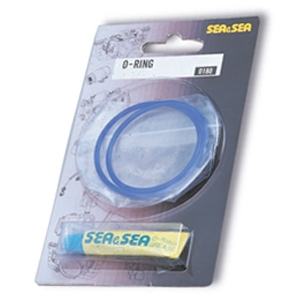 O-RING SETS: COMPACT HOUSINGS - Sea & Sea